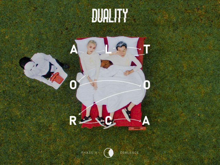 DUALITY II: ALTO ORCA