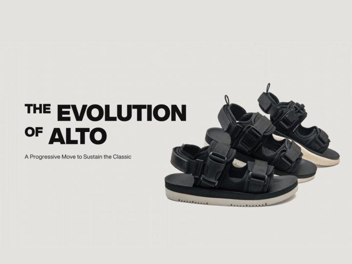 THE EVOLUTION OF ALTO