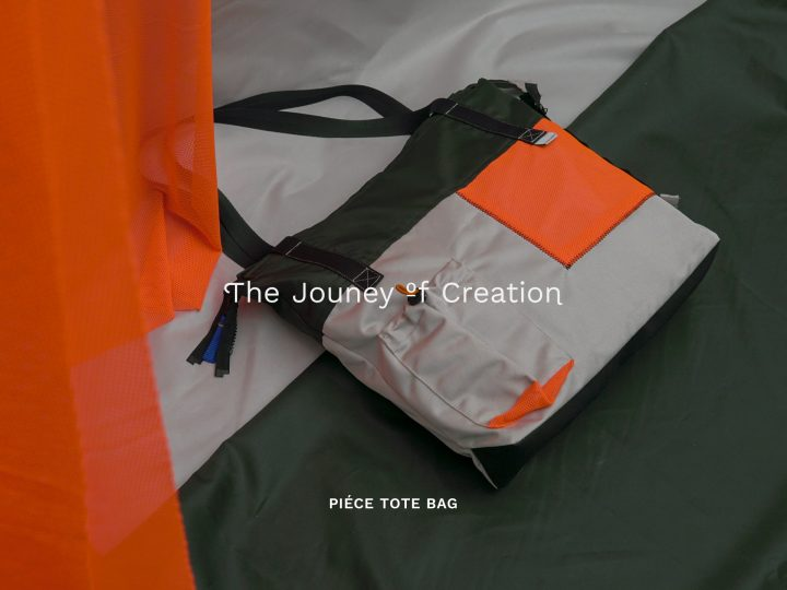 PIÉCE TOTE BAG – THE JOURNEY OF CREATION